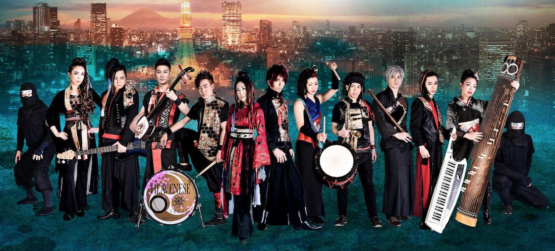 Japanism Sensation – A musical Cultural Fest【21st September】@Arena Madinat Jumeirah Dubai