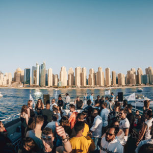2019年3月8日 Twenty Twenty Sunset Yacht Brunch Hosted by Darren Emerson 開催!